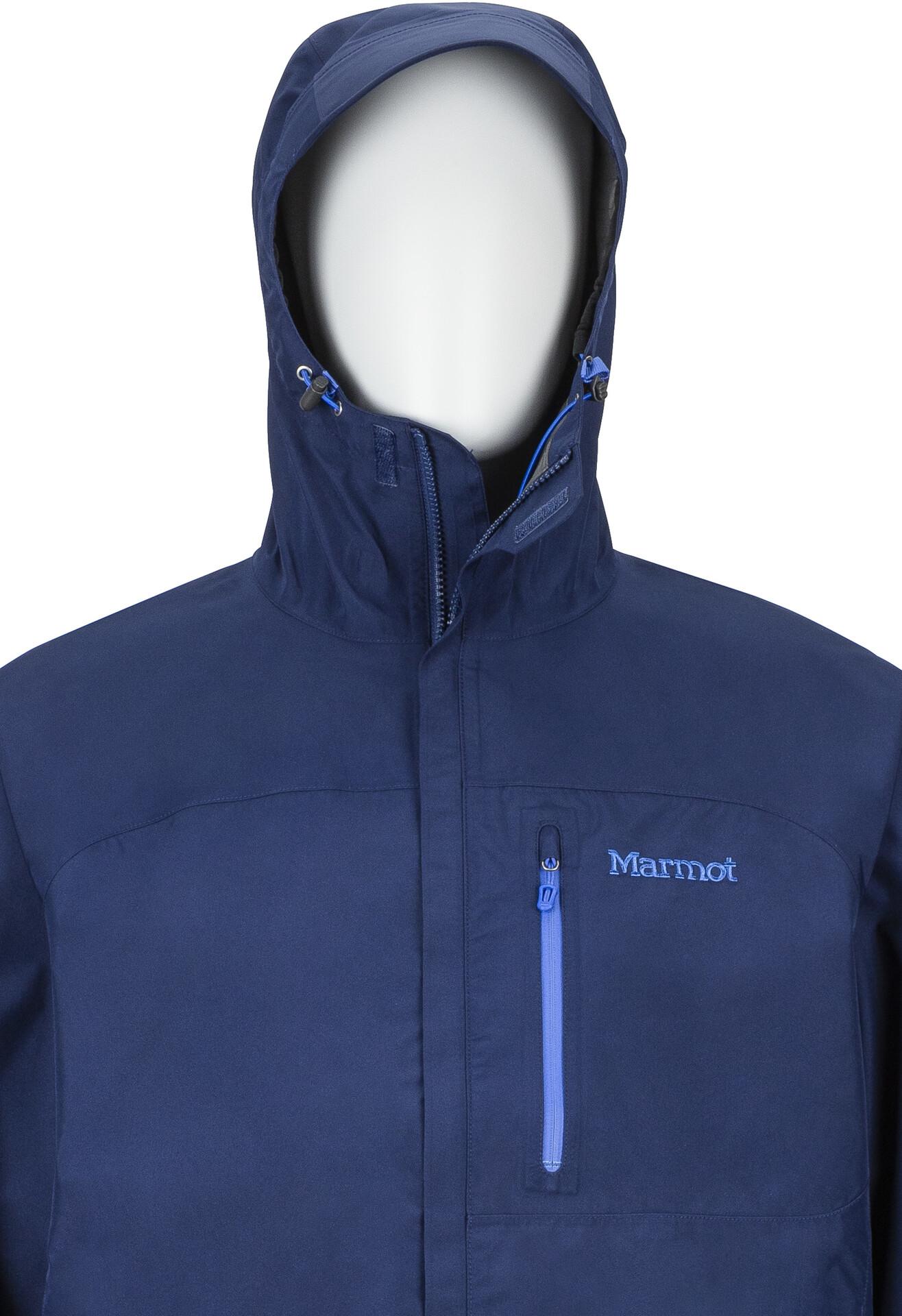 Navy Minimalist Jacket Arctic Marmot Herren nwNX80POk